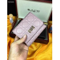 Christian Dior AAA Quality Wallets For Women #457726