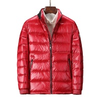 Moncler Down Coats Long Sleeved Zipper For Men #458293