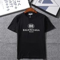 Balenciaga T-Shirts Short Sleeved O-Neck For Men #458558