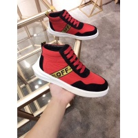 Off-White High Tops Shoes For Men #458746