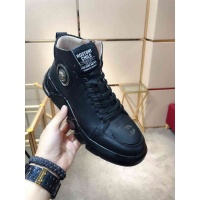 Versace High Tops Shoes For Men #458840