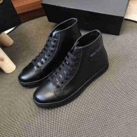 Prada High Tops Shoes For Men #458864