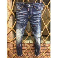 Cheap Dsquared Jeans Trousers For Men #458919 Replica Wholesale [$55.29 USD] [W#458919] on Replica Dsquared Jeans
