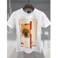Dsquared T-Shirts Short Sleeved O-Neck For Men #458921