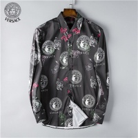 Versace Shirts Long Sleeved Polo For Men #458936