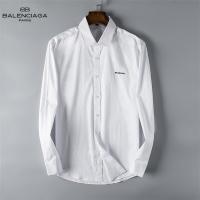 Balenciaga Shirts Long Sleeved Polo For Men #458946