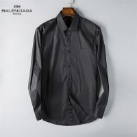 Balenciaga Shirts Long Sleeved Polo For Men #458947