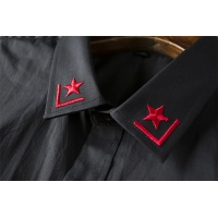 Cheap Givenchy Shirts Long Sleeved Polo For Men #459020 Replica Wholesale [$37.44 USD] [W#459020] on Replica Givenchy Shirts