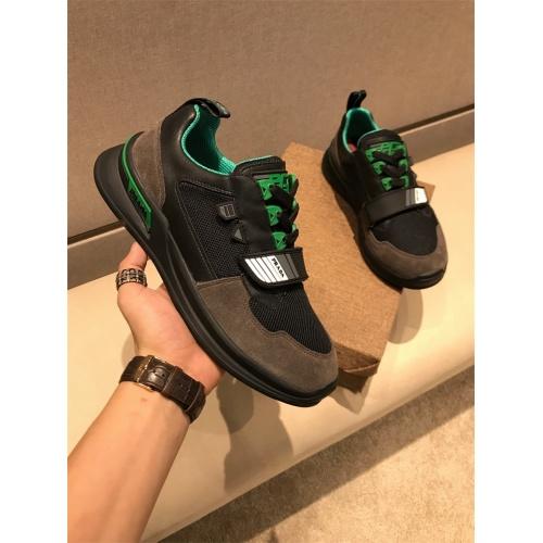 Cheap Prada Casual Shoes For Men #463920 Replica Wholesale [$82.45 USD] [W#463920] on Replica Prada New Shoes