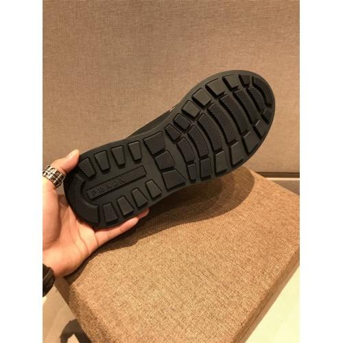 Cheap Prada Casual Shoes For Men #463922 Replica Wholesale [$82.45 USD] [W#463922] on Replica Prada New Shoes