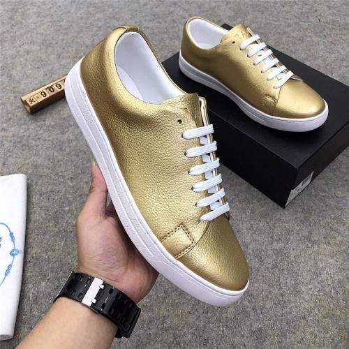 Cheap Prada Casual Shoes For Men #463923 Replica Wholesale [$75.66 USD] [W#463923] on Replica Prada New Shoes