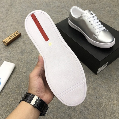 Cheap Prada Casual Shoes For Men #463924 Replica Wholesale [$75.66 USD] [W#463924] on Replica Prada New Shoes