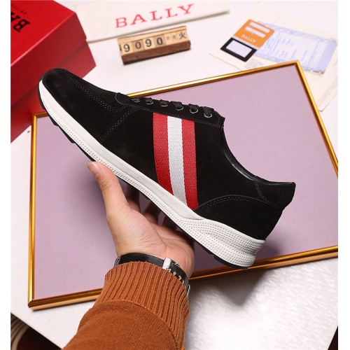 Cheap Bally Casual Shoes For Men #464096 Replica Wholesale [$72.75 USD] [W#464096] on Replica Bally Shoes