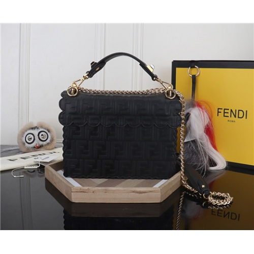 Cheap Fendi AAA Quality Messenger Bags #464172 Replica Wholesale [$116.40 USD] [W#464172] on Replica Fendi AAA Messenger Bags