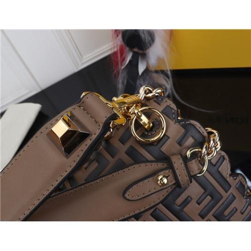 Cheap Fendi AAA Quality Messenger Bags #464176 Replica Wholesale [$116.40 USD] [W#464176] on Replica Fendi AAA Messenger Bags