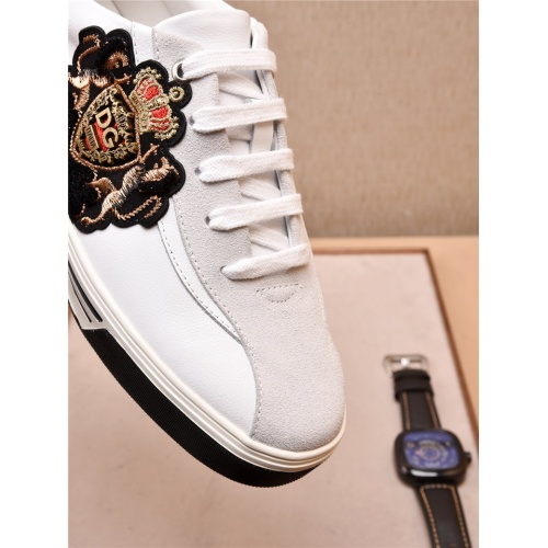 Cheap Dolce&Gabbana D&G Shoes For Men #464188 Replica Wholesale [$77.60 USD] [W#464188] on Replica D&G Casual Shoes