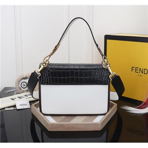 Cheap Fendi AAA Quality Handbags #464285 Replica Wholesale [$109.61 USD] [W#464285] on Replica Fendi AAA Quality Handbags