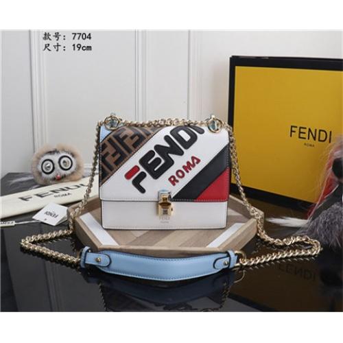 Cheap Fendi AAA Quality Messenger Bags #464287 Replica Wholesale [$105.73 USD] [W#464287] on Replica Fendi AAA Messenger Bags