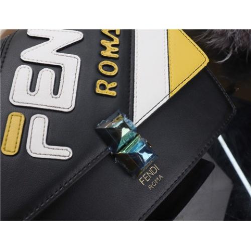 Cheap Fendi AAA Quality Messenger Bags #464289 Replica Wholesale [$105.73 USD] [W#464289] on Replica Fendi AAA Messenger Bags