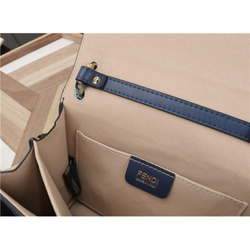 Cheap Fendi AAA Quality Messenger Bags #464290 Replica Wholesale [$105.73 USD] [W#464290] on Replica Fendi AAA Messenger Bags