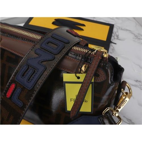 Cheap Fendi AAA Quality Handbags #464293 Replica Wholesale [$98.94 USD] [W#464293] on Replica Fendi AAA Quality Handbags