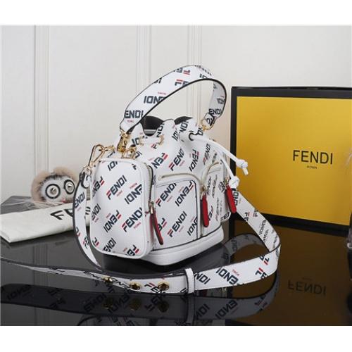 Cheap Fendi AAA Quality Handbags #464305 Replica Wholesale [$109.61 USD] [W#464305] on Replica Fendi AAA Quality Handbags