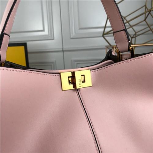 Cheap Fendi AAA Quality Handbags #464306 Replica Wholesale [$109.61 USD] [W#464306] on Replica Fendi AAA Quality Handbags