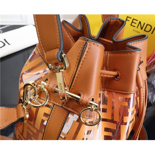 Cheap Fendi AAA Quality Handbags #464313 Replica Wholesale [$98.94 USD] [W#464313] on Replica Fendi AAA Quality Handbags