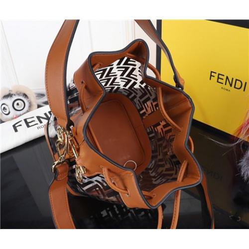 Cheap Fendi AAA Quality Handbags #464314 Replica Wholesale [$98.94 USD] [W#464314] on Replica Fendi AAA Quality Handbags