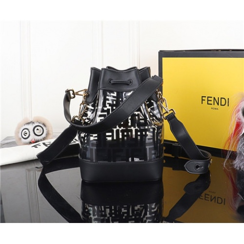 Cheap Fendi AAA Quality Handbags #464316 Replica Wholesale [$98.94 USD] [W#464316] on Replica Fendi AAA Quality Handbags