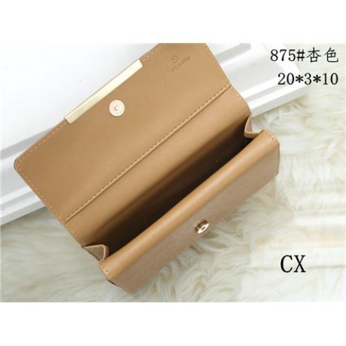 Cheap Fendi Fashion Wallets #464364 Replica Wholesale [$16.98 USD] [W#464364] on Replica Fendi Wallets