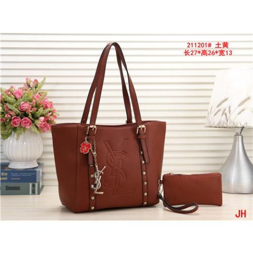 Cheap Yves Saint Laurent YSL Fashion HandBags #464380 Replica Wholesale [$32.98 USD] [W#464380] on Replica Yves Saint Laurent YSL Handbag