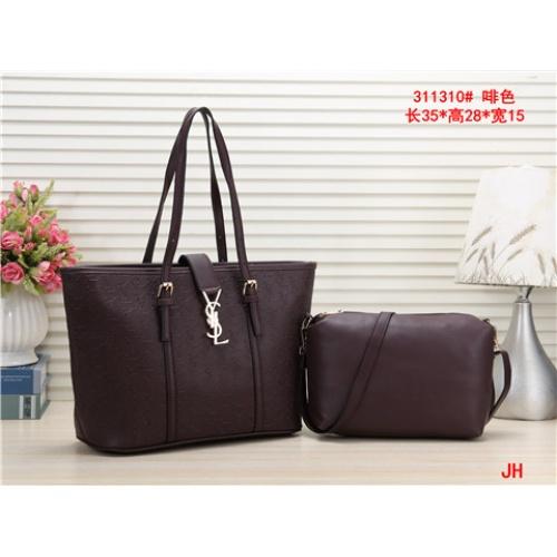 Cheap Yves Saint Laurent YSL Fashion HandBags #464388 Replica Wholesale [$32.98 USD] [W#464388] on Replica Yves Saint Laurent YSL Handbag