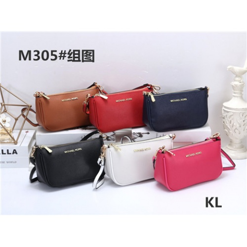 Cheap Michael Kors MK Fashion Messenger Bags #464412 Replica Wholesale [$22.31 USD] [W#464412] on Replica Michael Kors Messenger Bags