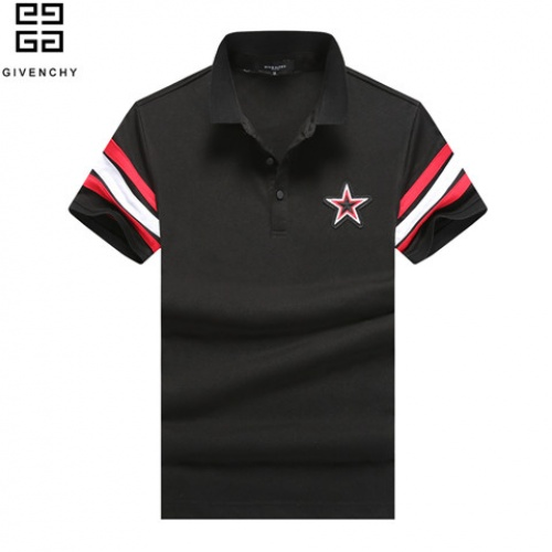 Cheap Givenchy T-Shirts Short Sleeved Polo For Men #464435 Replica Wholesale [$32.98 USD] [W#464435] on Replica Givenchy T-Shirts