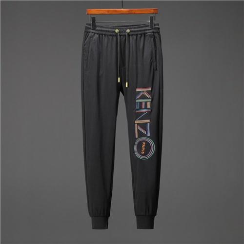 Cheap Kenzo Pants Trousers For Men #464537 Replica Wholesale [$44.62 USD] [W#464537] on Replica Kenzo Pants