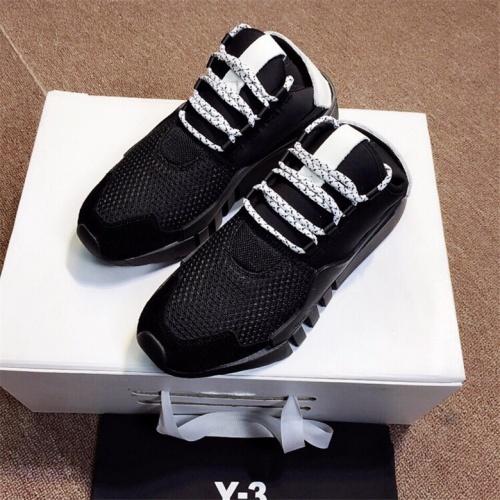 Cheap Y-3 Fashion Shoes For Men #464588 Replica Wholesale [$72.75 USD] [W#464588] on Replica Y-3 Shoes