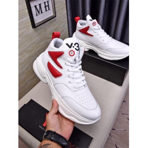Cheap Y-3 Fashion Shoes For Men #464598 Replica Wholesale [$79.54 USD] [W#464598] on Replica Y-3 Shoes