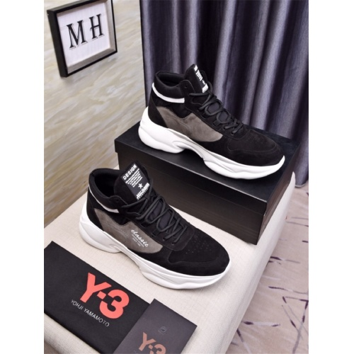 Cheap Y-3 Fashion Shoes For Men #464605 Replica Wholesale [$79.54 USD] [W#464605] on Replica Y-3 Shoes