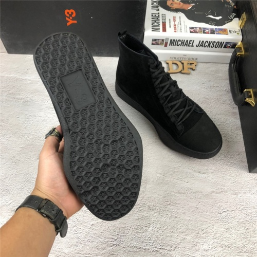 Cheap Y-3 Fashion Boots For Men #464607 Replica Wholesale [$75.66 USD] [W#464607] on Replica Y-3 Boots