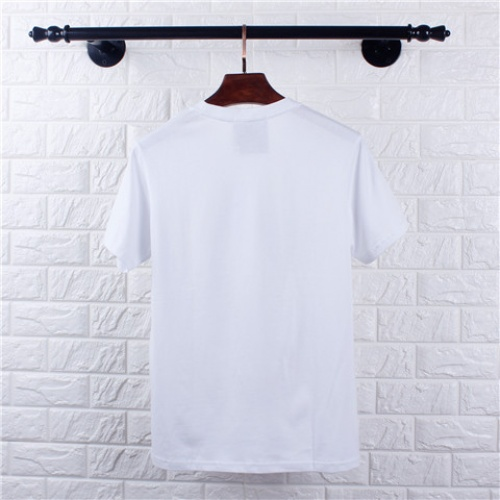 Cheap Moschino T-Shirts Short Sleeved O-Neck For Men #464615 Replica Wholesale [$28.13 USD] [W#464615] on Replica Moschino T-Shirts