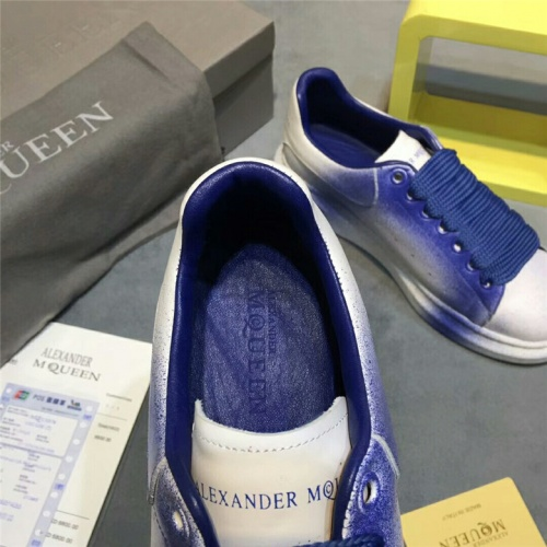 Cheap Alexander McQueen Shoes For Women #464671 Replica Wholesale [$89.24 USD] [W#464671] on Replica Alexander McQueen Shoes