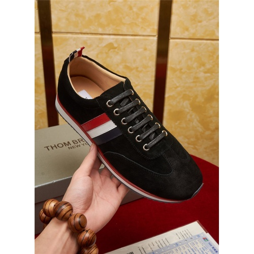 Cheap Thom Browne Casual Shoes For Women #464684 Replica Wholesale [$79.54 USD] [W#464684] on Replica Thom Browne Shoes