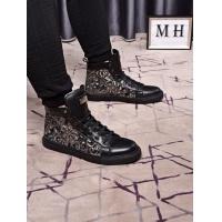 Philipp Plein PP High Tops Shoes For Men #461606