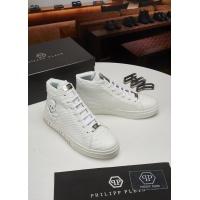 Philipp Plein PP High Tops Shoes For Men #461699