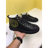 Versace High Tops Shoes For Men #461802
