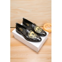 Versace Leather Shoes For Men #462120