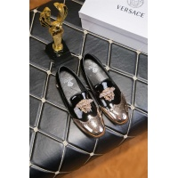 Versace Leather Shoes For Men #462127