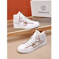 Versace High Tops Shoes For Men #462206