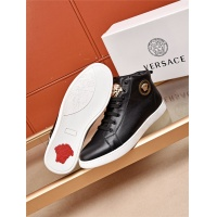 Versace High Tops Shoes For Men #462211